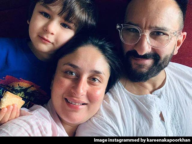 Video : It's A Boy: Kareena Kapoor And Saif Ali Khan Welcome Baby Son