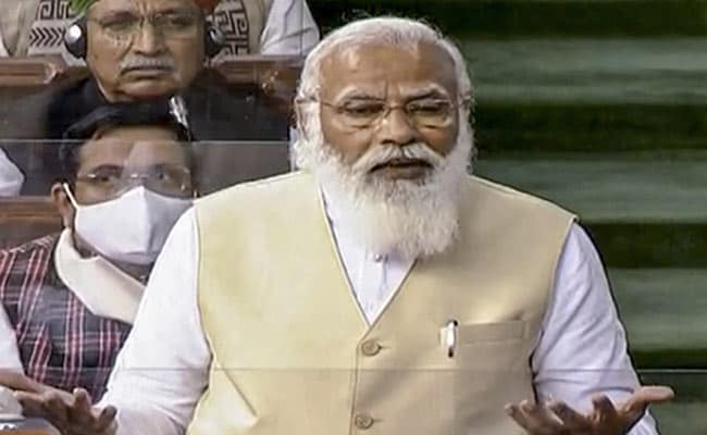 """Prime Minister Narendra Modi's """"Planned Strategy"""" Charge On Farm Laws; Congress, Trinamool Walk Out"""
