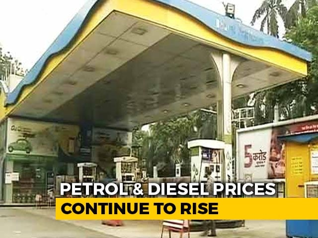 Video: Petrol, Diesel Prices Hiked For Third Straight Day, Touch New Highs