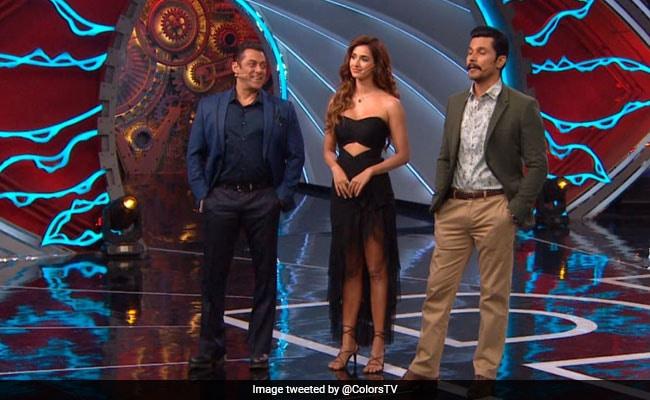 Salman Khan, Disha Patani And Randeep Hooda Begin Radhe Promotions On Bigg Boss 14 - NDTV