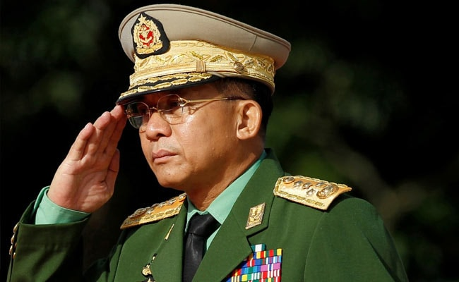Myanmar coup: Boris Johnson condemns 'unlawful imprisonment' of Aung San Suu Kyi