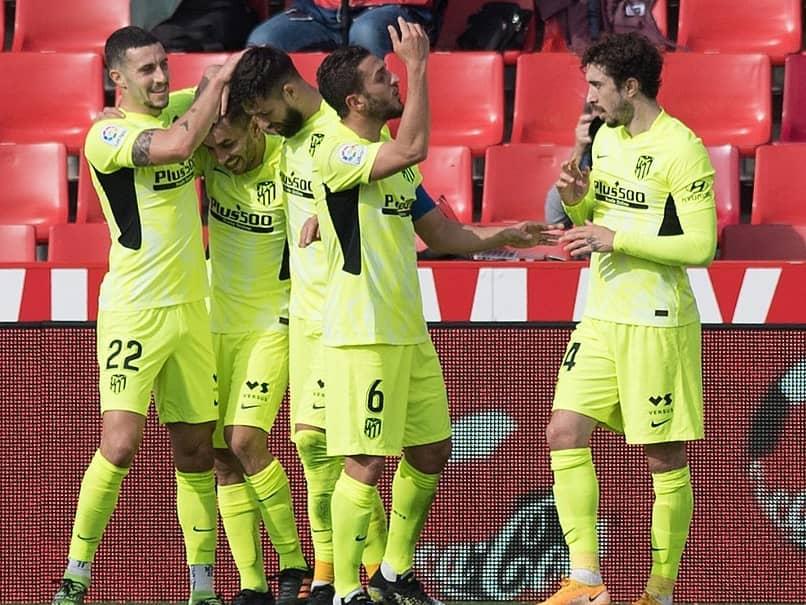 Atletico Madrid Return To Winning Ways With Narrow 2-1 Triumph Against Granada
