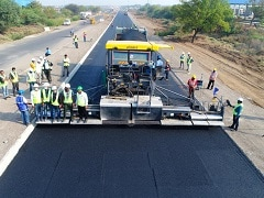 NHAI Constructs 25.54 Km Long Single Lane Road In Record 18 Hours