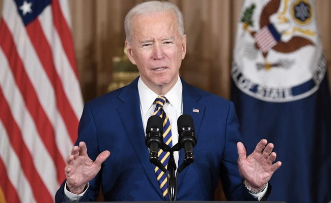 """Erratic"" Trump Should Not Receive Intel Briefings, Says Joe Biden"