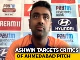 Video : R Ashwin Clarifies His Cryptic Tweets That Confused Twitterati