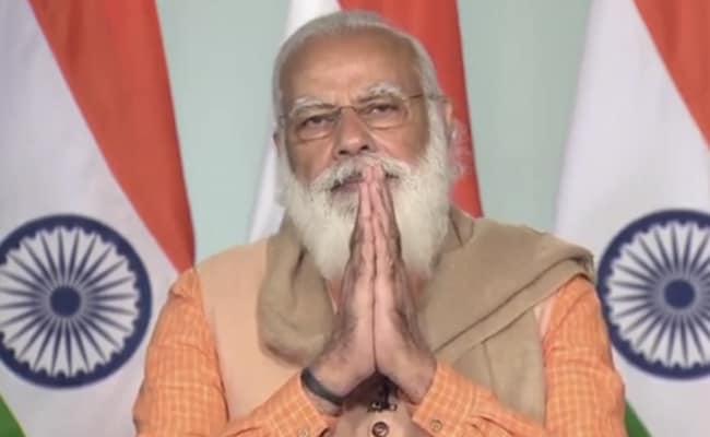 PM Modi To Unveil Postage Stamp On Gujarat High Court