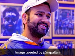 "IPL 2021: Rohit Sharma Welcomes New Mumbai Indians Players To ""City Of Heroics"". Watch"