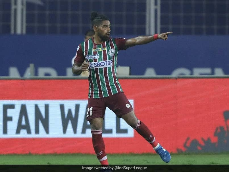 ISL: Roy Krishna Scores Winner As ATK Mohun Bagan Defeat Jamshedpur FC 1-0