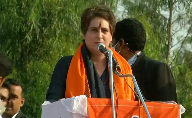 'Kisan Panchayat' By Priyanka Gandhi In Mathura Postponed To February 23