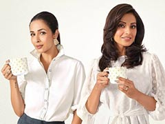 Malaika Arora, Bipasha Basu And Sussanne Khan On How They're Raising Their Cups To Joy