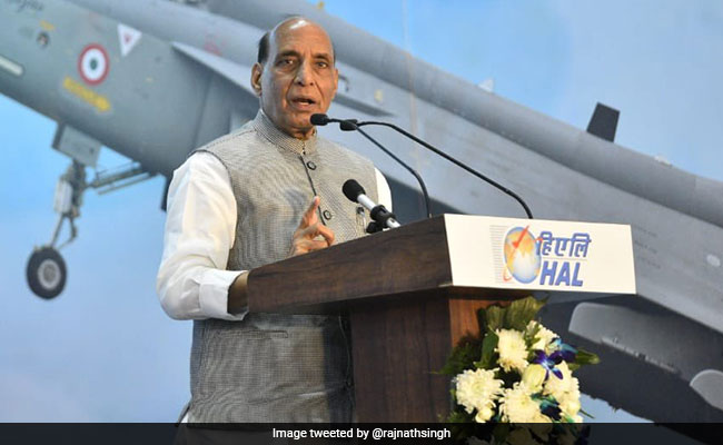India Can't Be 'Dependent' On Other Countries For Defence: Rajnath Singh