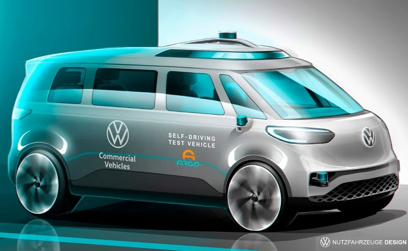 VWCV will develop and build Special Purpose Vehicles (SPV), such as robo-taxis and vans.