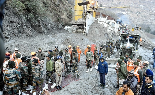 Latest News Live Updates: 18 Dead, 200 Missing In Uttarakhand Glacier Break