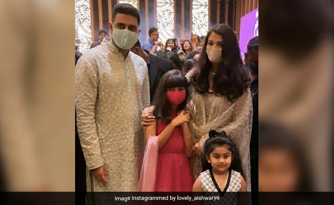 Trending: Aishwarya Rai Bachchan Attends Cousin's Wedding With Abhishek Bachchan, Aaradhya