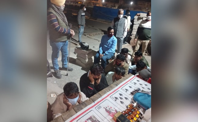 Cop Transferred After 17 Arrested For Gambling In Delhi: Police