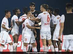 ISL: Sunil Chhetri, Cleiton Silva Star As Bengaluru FC Beat Mumbai City FC 4-2