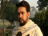 Video : Budget Will Be In Accordance With People's Expectations: Anurag Thakur
