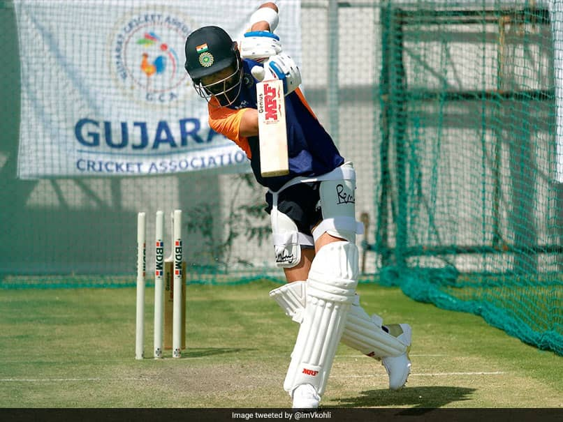 India vs England, 3rd Test: Virat Kohli Shares Pics From Training Session As India Gear Up For Day/Night Test
