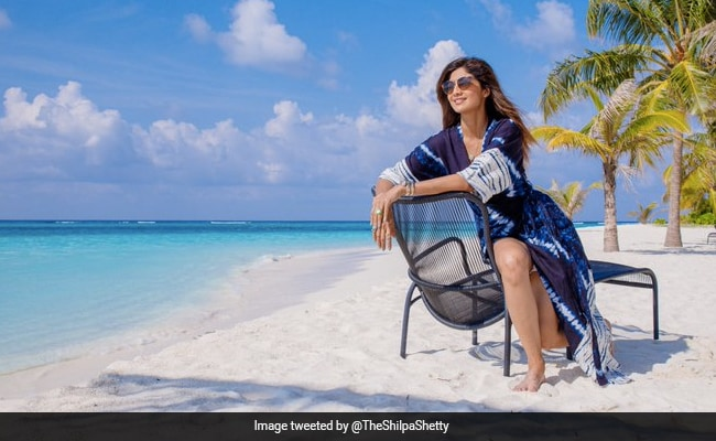 Shilpa Shetty Is Dreaming Of The Beach. See Her Stunning Throwback Pic