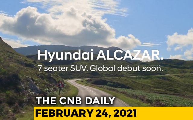 Video : Hyundai Alcazar | New Maruti Suzuki Swift | Piaggio Electric 3-Wheelers