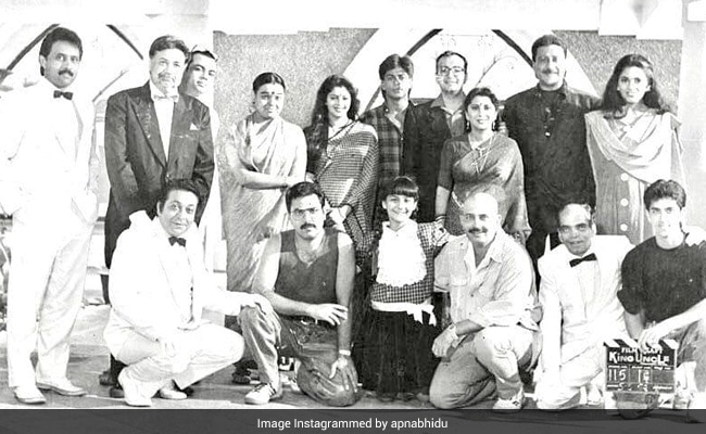 A King Uncle Throwback Featuring Shah Rukh Khan, Hrithik Roshan, Jackie Shroff And...
