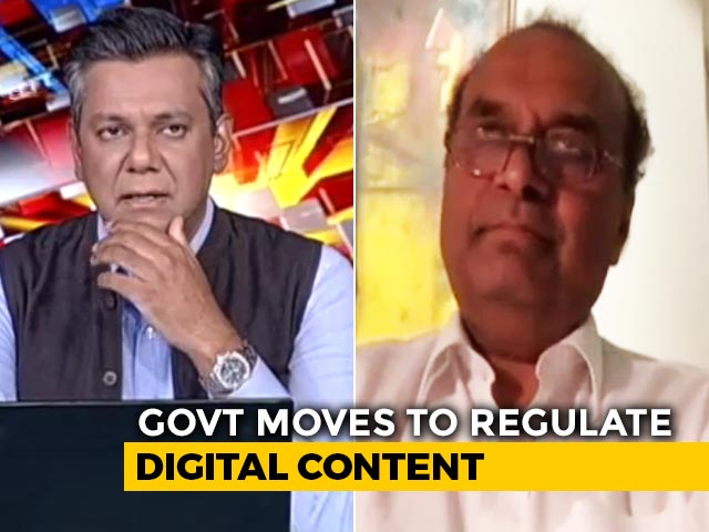 Video : Social Media Regulations Are Hasty: Mukul Rohatgi