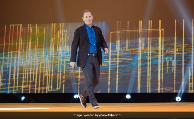 The Inside Story of How Andy Jassy Became Jeff Bezos's 'Shadow'