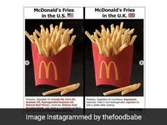 Viral: Blogger Reveals Differences In Same U.S. and U.K. Foods; Internet Is Shocked