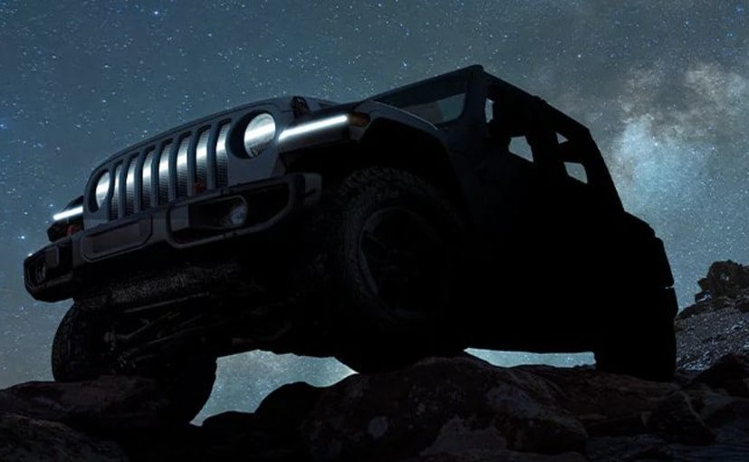 The Jeep Wrangler EV concept will debut at the 2021 Easter Jeep Safari