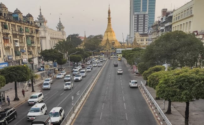 Fresh Anti-Coup Protests In Myanmar After Overnight Internet Blackout