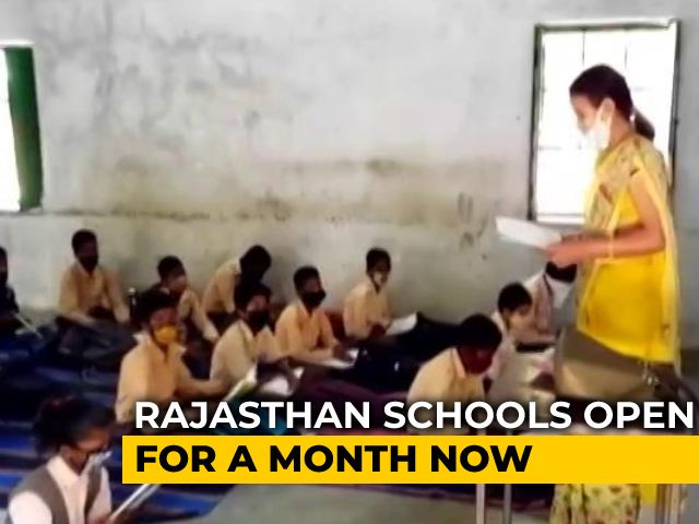 Video : No Alarming Rise Of Covid Cases In Rajasthan