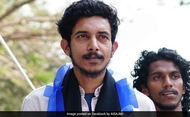 Police Case Against Ex-AMU Student Sharjeel Usmani Over Tweets
