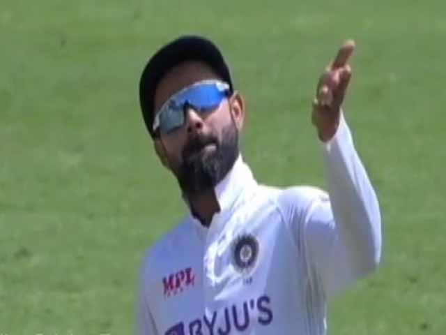 Video : Great Gesture By Virat Kohli To Get The Crowd Involved: Fans