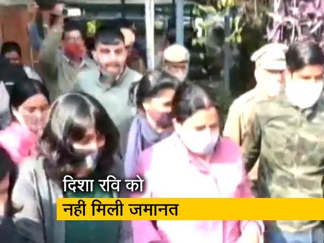 Videos : इंडिया 9 बजे : पुलिस का दावा, खालिस्तानी नेता धालीवाल के लगातार संपर्क में थी दिशा रवि