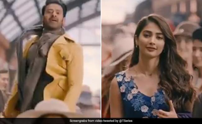 Radhe Shyam: स्टेशन पर पूजा हेगड़े संग फ्लर्ट करते नजर आए प्रभास, इस दिन रिलीज होगी फिल्म...देखें Video