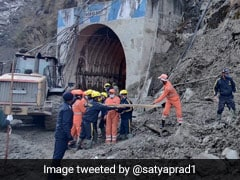 20 Dead In Uttarakhand Glacier Disaster, Search For 200 People: 10 Points