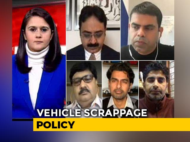 Video : India's Vehicle Scrappage Policy: Is Your Car Fit For The Road?