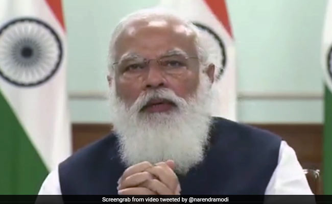 India Committed To Sharing Resources: PM To WHO Chief On Vaccine Help