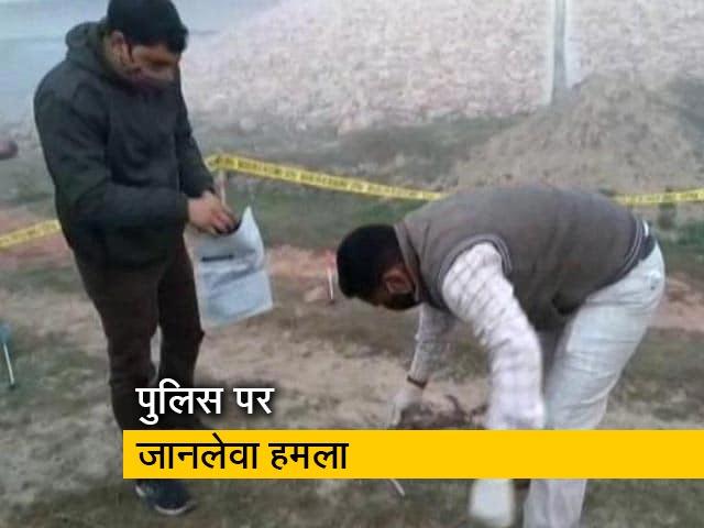 Videos : क्राइम रिपोर्ट इंडिया : कासगंज में कांस्टेबल की हत्या, दारोगा घायल
