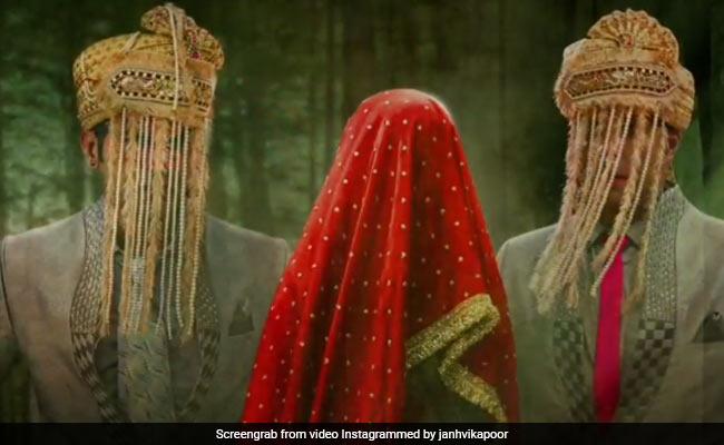 Roohi Teaser: Janhvi Kapoor And Rajkummar Rao's Invitation To A Spooky Wedding