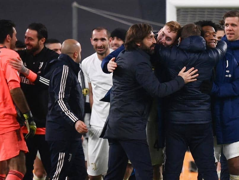 Juventus Hold Inter Milan To Reach Italian Cup Final