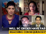 """Video : Supreme Court Says """"Right To Protest Can't Be Anytime, Everywhere"""""""