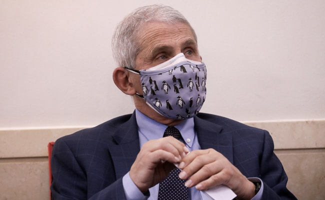 Covaxin 'Found To Neutralise' Indian 617 Variant: US Adviser Dr. Fauci