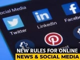 Video : Facebook, Twitter's Cautious Reaction To Government's Digital Rulebook