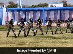 CRPF Inducts Women Commandos Into Elite Anti-Naxal CoBRA Unit