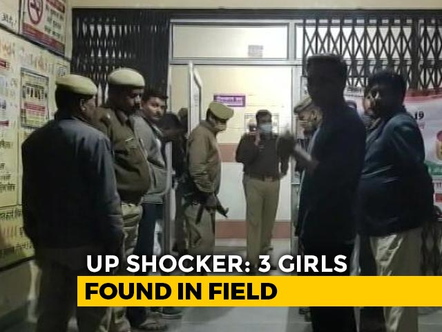 Video : 2 Girls, Cousins, Found Dead In UP Field, Third Critical