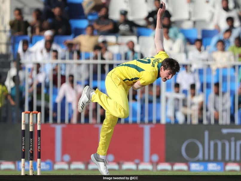 """IPL 2021: Jhye Richardson Plans To Deal With Extreme Pressure Of IPL With A """"Smile"""""""