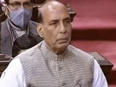 Rajnath Singh Briefs Sharad Pawar, AK Antony On China Border Row