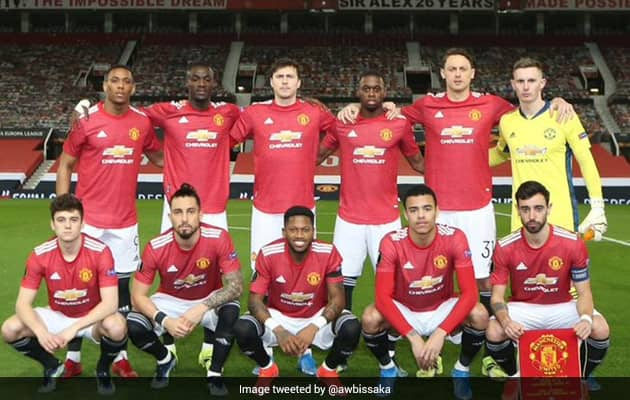 Manchester United Face AC Milan In Europa League Last 16
