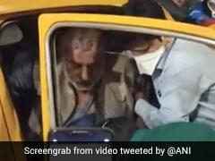 BJP Leader Injured In Attack In Kolkata, Hospitalised
